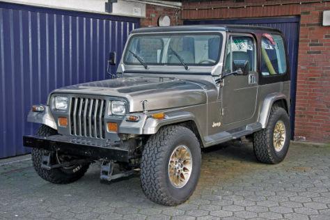 Jeep Wrangler 4.2 Sahara