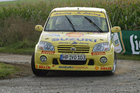 Suzuki Ignis Rallye Cup 2005