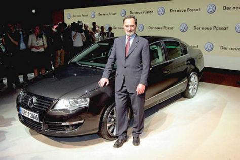 Neues vom VW Passat