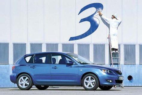 Mazda3 Sonderleasing