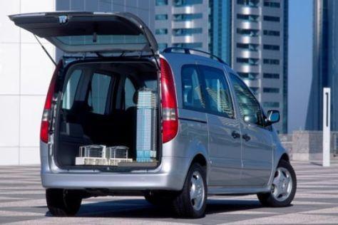 Mercedes-Benz stellt Kompaktvan ein