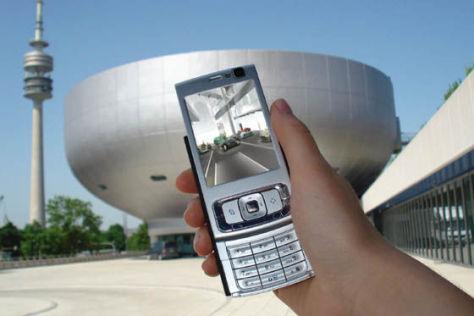 Videotelefonie BMW-Museum