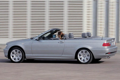 BMW 330Cd Cabrio