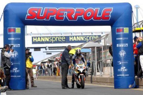 Superbike WM 2008, Nürburgring, Max Neukirchner Suzuki