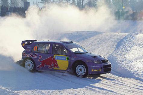 Mattias Ekström hautnah