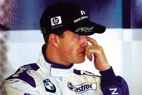 Klein-Schumi schimpft auf BMW-Williams