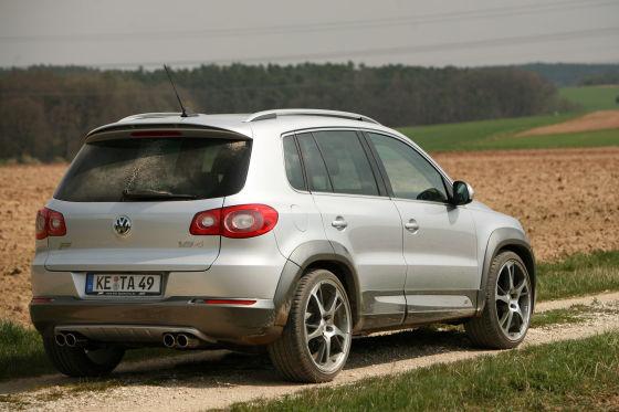ABT VW Tiguan 2.0 TDI