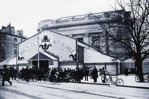 100 Jahre Genfer Salon (1)