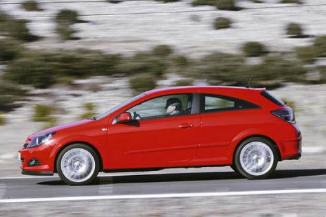 Fahrbericht Opel Astra GTC