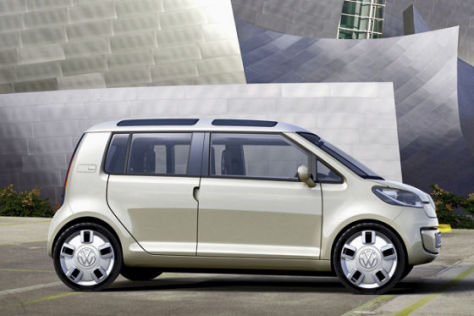 VW up! doch mit Frontmotor