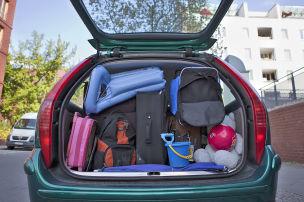 Urlaub mit dem Auto
