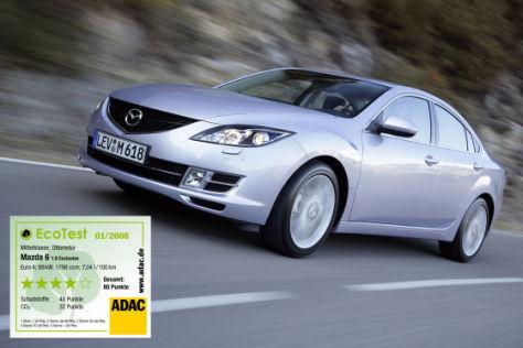 Mazda6 1.8 MZR Exclusive