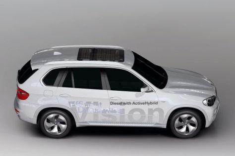BMW Vision Efficient Dynamics X5