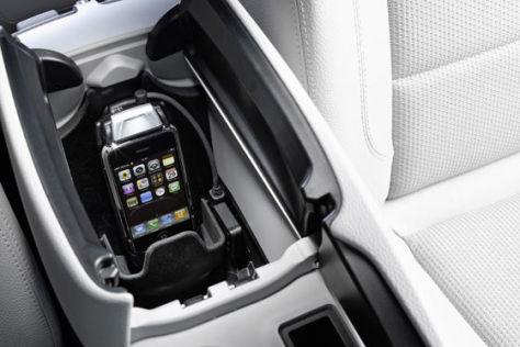 iPhone-Schale für Mercedes