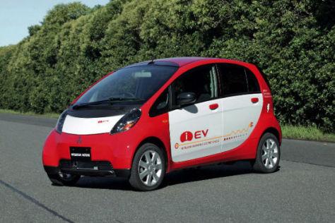 Mitsubishi-Studie i-EV