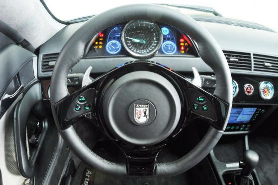 Artega GT Cockpit