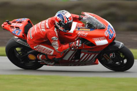 MotoGP 2008 Casey Stoner Ducati