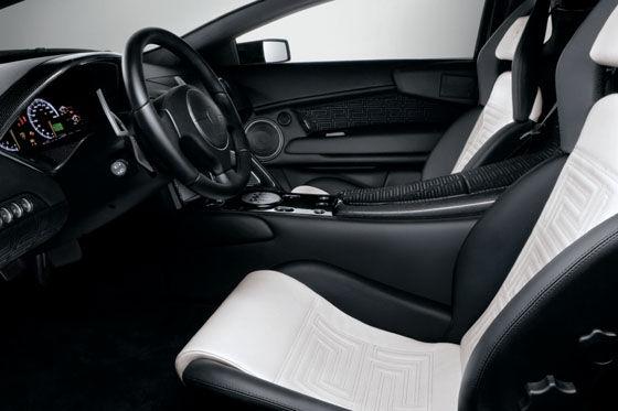 Lamborghini Murciélago LP640 Roadster Versace