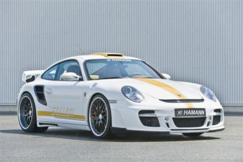 Hamann Stallion Porsche
