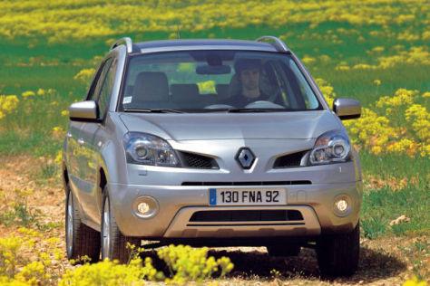 Renault Koleos 2.0 dCi 4x4