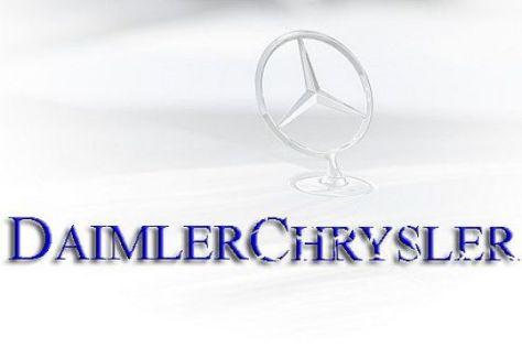 Logo Trennung Daimler von Chrysler