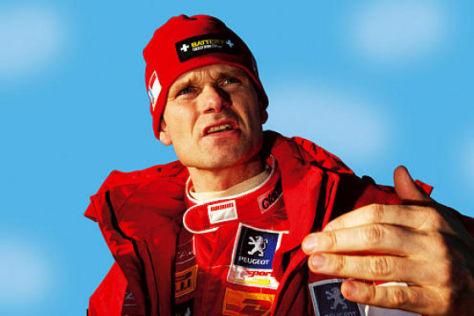 Interview Marcus Grönholm