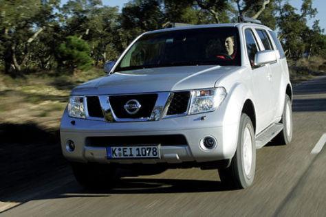 Leasingangebot für Nissan Pathfinder