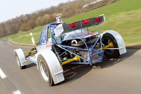 Tracktest 4x4-Buggy von Büchl