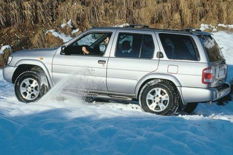 Nissan Pathfinder I (1995-2005)