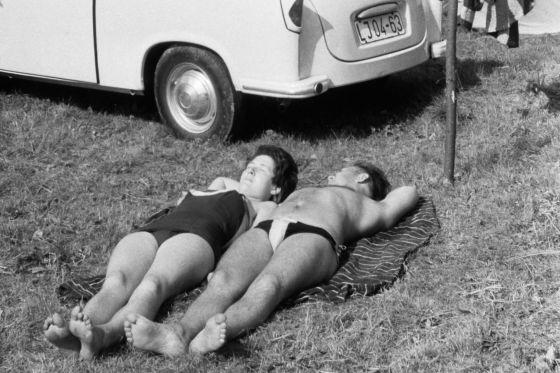 Das Auto im Sozialismus: Mit dem Trabant in den Urlaub.