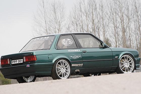 BMW 325i von PPF