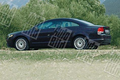 Erlkönig Volvo Cabrio