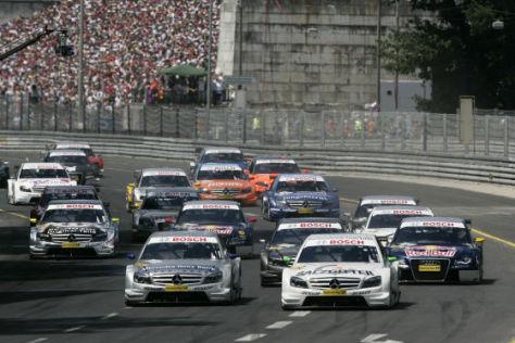 DTM 2008, Norisring