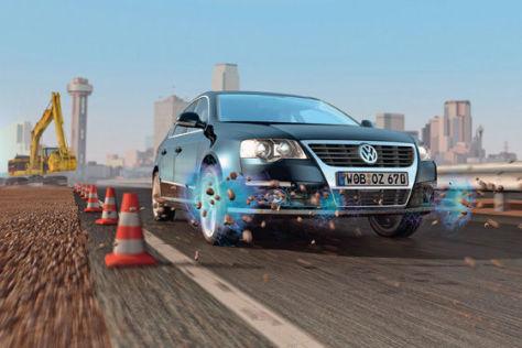 VW-Schutzfolie V-Protection