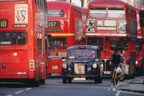 Feinstaub-Alarm in Großstädten
