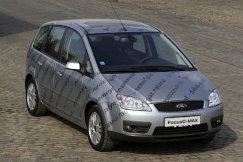 Ford Focus C-Max CNG