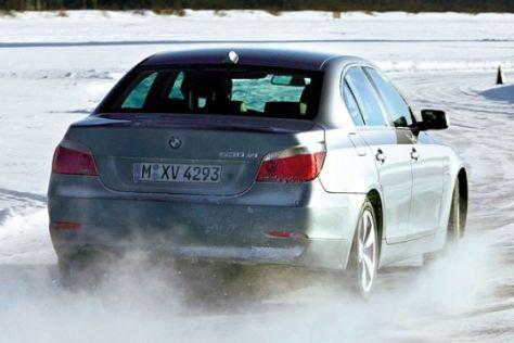 Fahrbericht BMW 530xi
