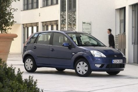 "Ford Fiesta ""Blues"""