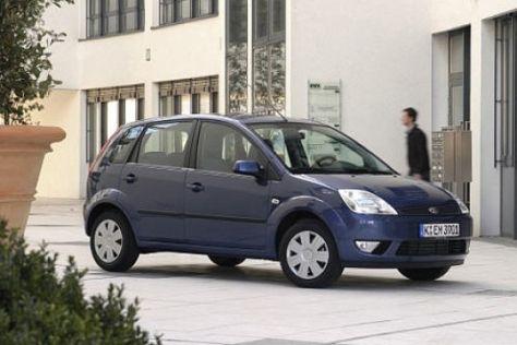"""Ford Fiesta """"Blues"""""""