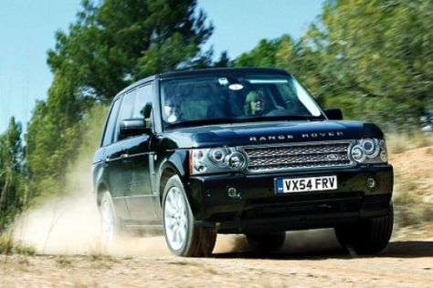 Fahrbericht Range Rover Supercharged