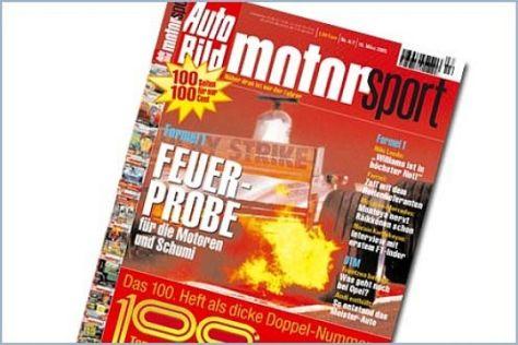 AUTO BILD MOTORSPORT 6/7 2005