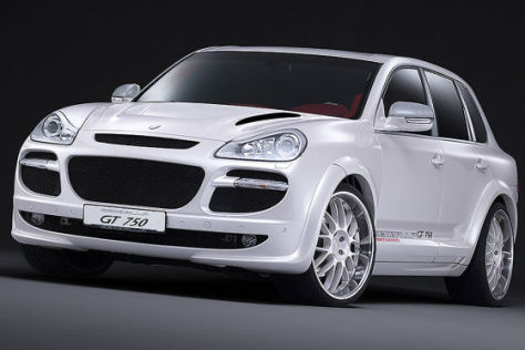 Gemballa GT Aero 3