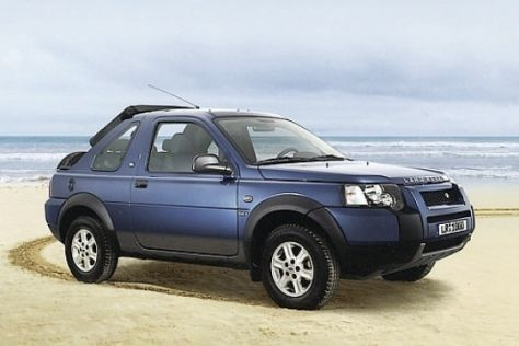 "Land Rover Freelander ""Sky"""