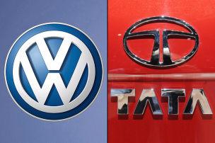 Allianz zwischen VW-Konzern und Tata