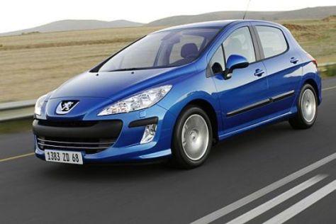 Peugeot erhöht die Preise, auch für den 308