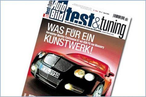 AUTO BILD TEST & TUNING 4/2005