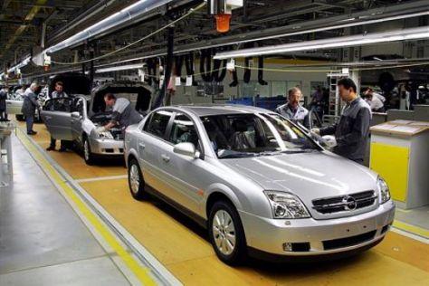 """Opel besiegelt """"Zukunftsvertrag 2010"""""""