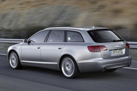 Audi A6 Avant mit 20.000 Vorbestellungen