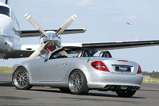 Inden Design Mercedes SLK 200
