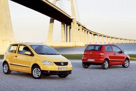 VW Fox ab 8950 Euro